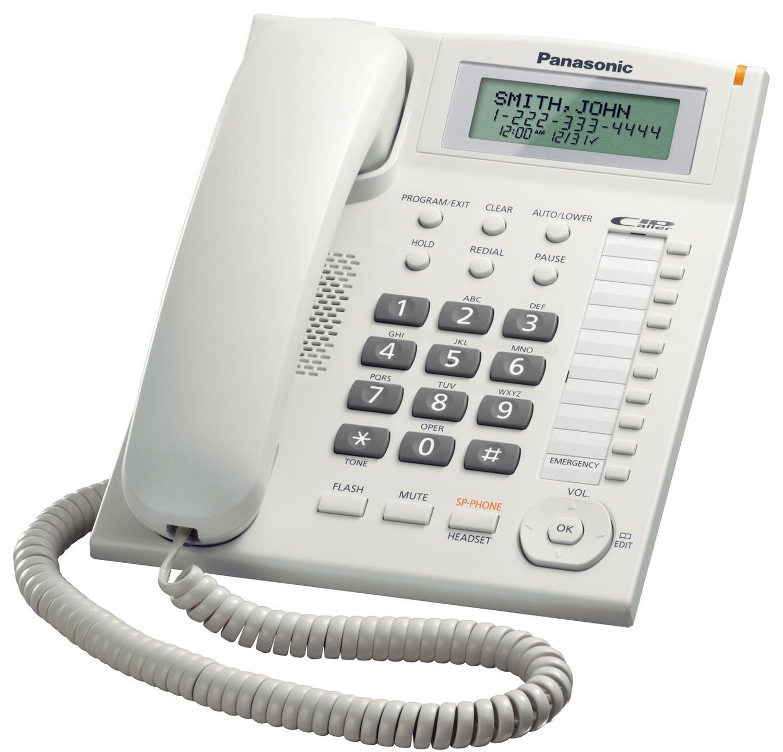 panasonic telephone caller id 275 nis